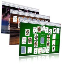 NEW! Solitaire City for Macintosh